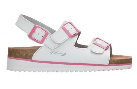 Dámské sandály VENUS bílé