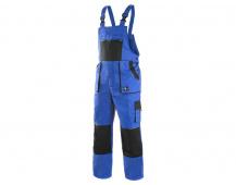 Pracovní kalhoty lacl LUXY ROBIN, modro-černé