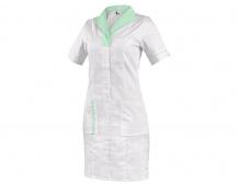 Dámské šaty CXS BELLA bílé