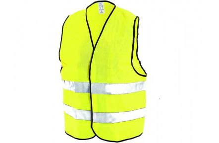 Reflexní vesta CXS Gustav, žlutá
