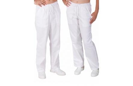 6112fb9113 Biele nohavice dámske UNI