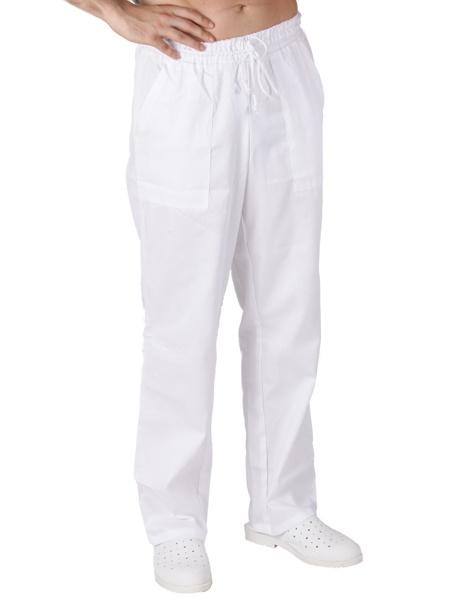 f2874bc9a77e Biele nohavice dámske UNI