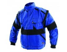 Pracovní bunda LUX EDA modrá