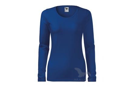 Triko dámské Adler SLIM 139, modré