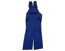 Dětské montérky LUX modré
