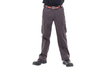 Pracovní kalhoty HEROCK Thor šedé