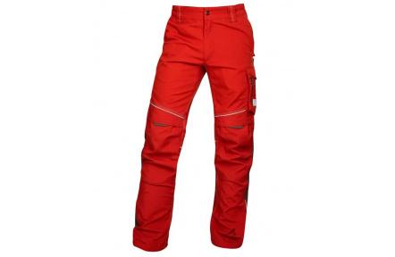Pracovní kalhoty do pasu URBAN+ červené