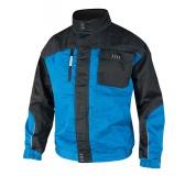 Pracovní bunda 4TECH modrá
