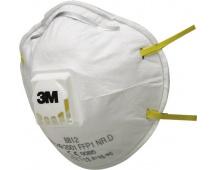Respirátor 3M 8822 FFP2, s ventilkem