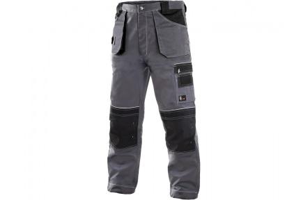 Pracovní kalhoty ORION TEODOR šedé ZIMNÍ