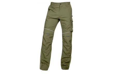 Pracovní kalhoty do pasu URBAN+ khaki