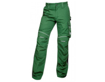 Pracovní kalhoty do pasu URBAN+ zelené