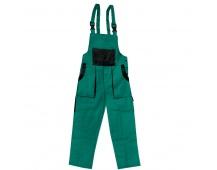Pracovní kalhoty lacl LUXY ROBIN zelené 194cm