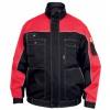 Pracovní bunda ORION červeno-černá