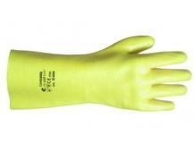 Pracovní rukavice STANDARD žluté