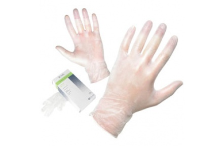 Jednorázové rukavice RAIL 100ks